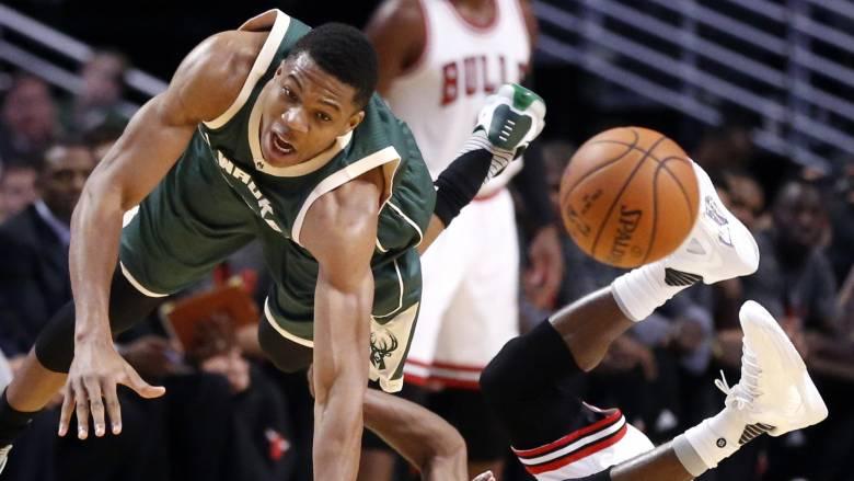 NBA: μια ακόμη καλή εμφάνιση από τον Αντετοκούνμπο