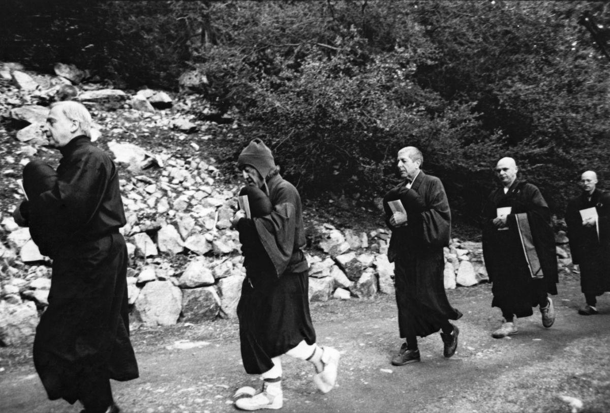 cohen monk new yorker