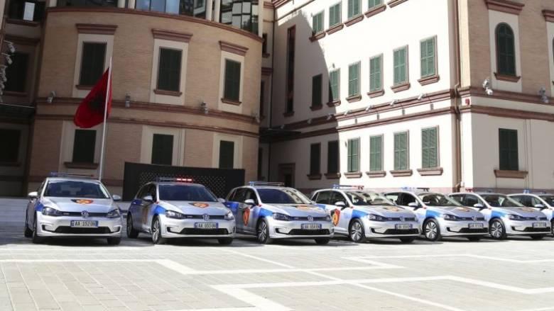 H Αλβανία απέκτησε ηλεκτροκίνητα περιπολικά. Δεν προνόησε όμως για δίκτυο γρήγορης φόρτισής τους…