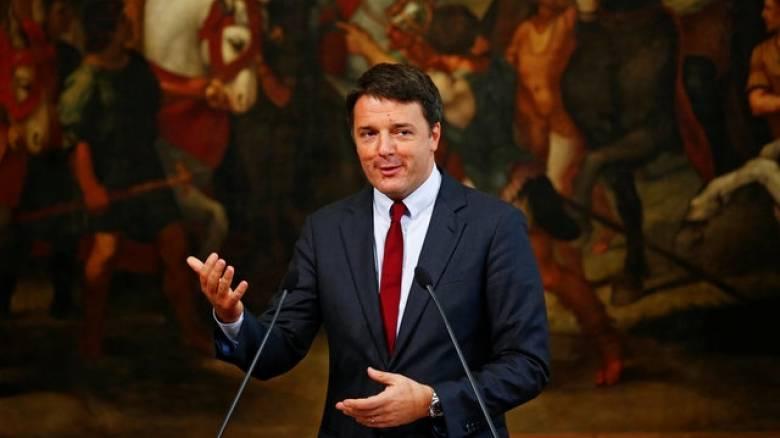 Προϋπολογισμός κατά της λιτότητας από τον Ματέο Ρέντσι