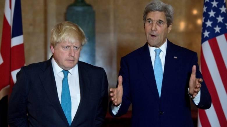 Πολιορκία Χαλέπι: ΗΠΑ και Βρετανία προειδοποιούν τη Μόσχα για νέες κυρώσεις