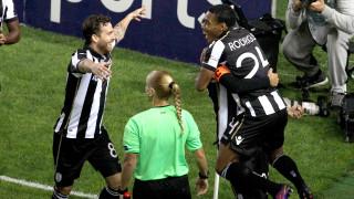 Super League: ο ΠΑΟΚ επικράτησε του Ηρακλή στο ντέρμπυ της Θεσσαλονίκης