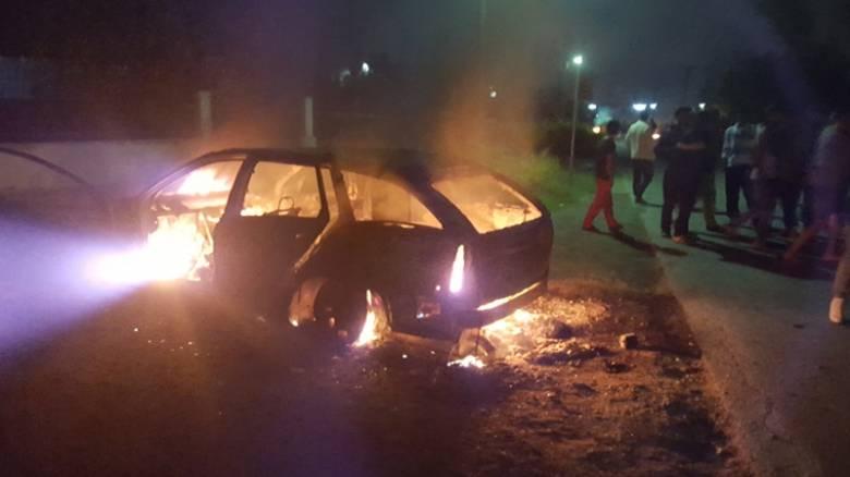 Ωραιόκαστρο: Αυτοκίνητο παρέσυρε και σκότωσε μητέρα και γιο - επεισόδια με τους πρόσφυγες