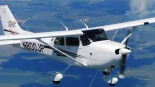 Θρίλερ με το αεροπλάνο Τσέσνα που αγνοείται - Αρχίζουν και πάλι οι έρευνες