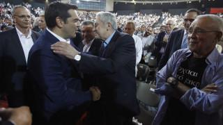 Φ. Κουβέλης: Τι λέει για την παρουσία του στο συνέδριο του ΣΥΡΙΖΑ και τη συμμετοχή στην κυβέρνηση