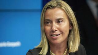 Μογκερίνι: Δεν θα επιβληθούν κυρώσεις κατά Ρωσίας για το συριακό