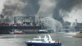 Γερμανία: Αγνοούμενοι και τραυματίες μετά από έκρηξη σε εργοστάσιο χημικών (pics&vid)