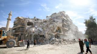 ΕΕ: Οι ρωσικοί βομβαρδισμοί στο Χαλέπι ίσως συνιστούν εγκλήματα πολέμου