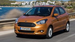 Το καινούργιο Ford Ka+ είναι πιο πολύ Fiesta και λιγότερο Ka