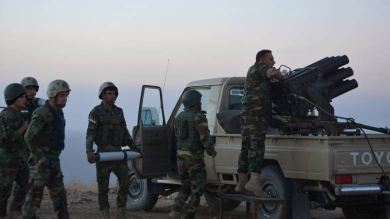 Η επιχείρηση ανακατάληψης της Μοσούλης και οι επιθέσεις αυτοκτονίας των τζιχαντιστών (pics&vid)