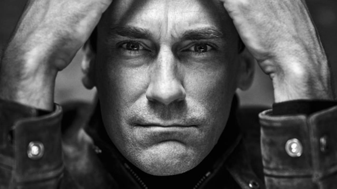 Τζον Χαμ: Ο «Ντον Ντρέιπερ» θέλει να ξεκινήσουμε όλοι ψυχοθεραπεία