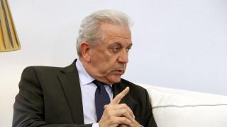 Δ. Αβραμόπουλος: «Η εμπορία ανθρώπων πρέπει να σταματήσει»