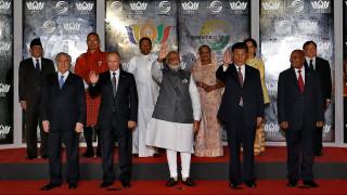 Σημαντική πρόοδος στη συνεργασία των BRICS διαπιστώθηκε κατά την όγδοη σύνοδο κορυφής της Γκόα