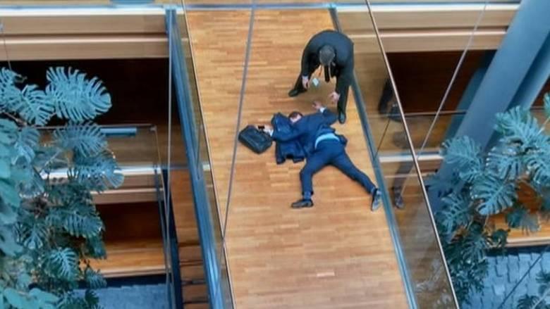 Αποχωρεί από το Ukip μετά τον διαπληκτισμό στο Ευρωκοινοβούλιο