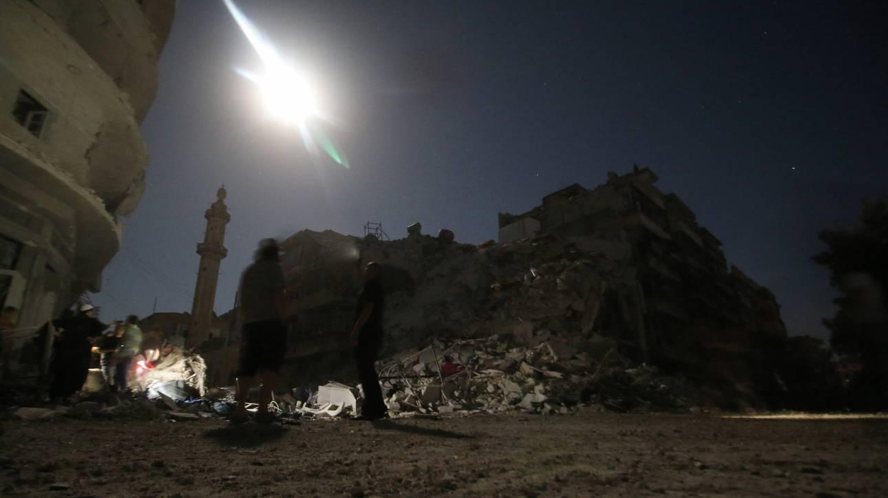 Επικρίνει η Ουάσιγκτον το ρωσικό σχέδιο κατάπαυσης πυρός στο Χαλέπι