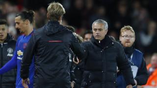 Premier League: κακό ματς και 0-0 ανάμεσα σε Λίβερπουλ και Μάντσεστερ Γιουν.
