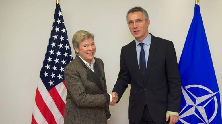 Νούμερο 2 στο NATO και πρώτη γυναίκα σ' αυτή τη θέση η αμερικανίδα Ρόουζ Γκοτμέλερ
