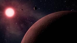 Ανακαλύφθηκε άγνωστος παγωμένος πλανήτης