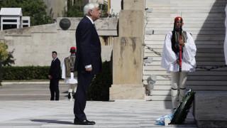 Απάντηση Παυλόπουλου σε  Ερντογάν και Σκόπια