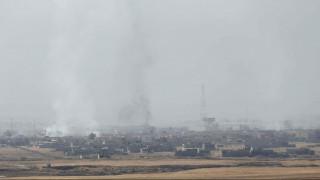 Ο Ερυθρός Σταυρός προετοιμάζεται για πιθανή ρήψη χημικών στη μάχη της Μοσούλης