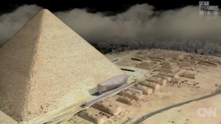 Η Γκίζα αποκαλύπτεται: Τι ανακάλυψαν οι επιστήμονες στην Πυραμίδα του Χέοπα