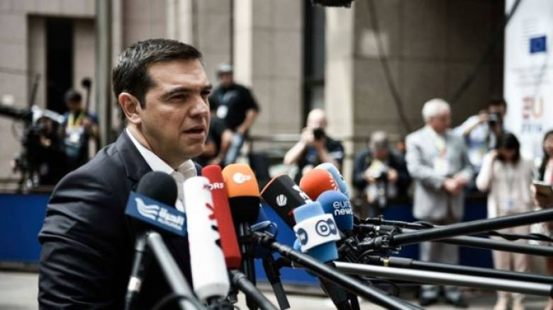 Σημαντικές συναντήσεις του Αλ. Τσίπρα στις Βρυξέλλες