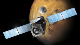 H διαστημοσυσκευή «Σκιαπαρέλι» φτάνει στον Άρη