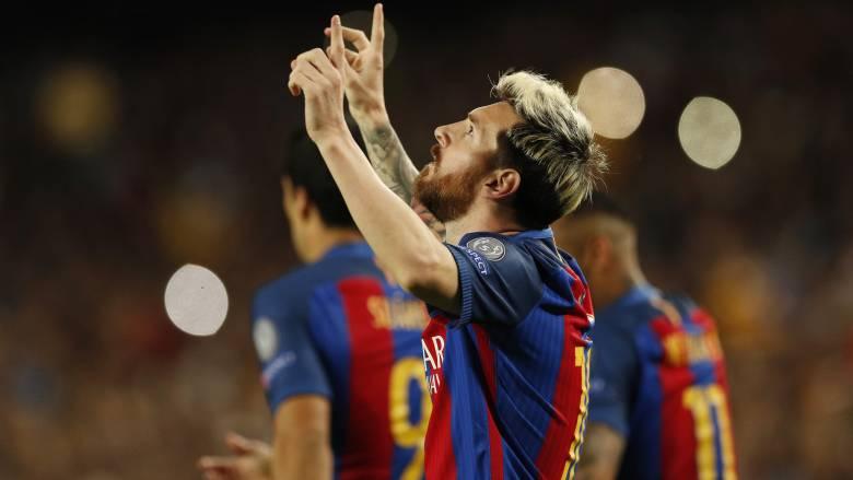 Champions League: θρίαμβος της Μπαρτσελόνα με ρεκόρ του Μέσι