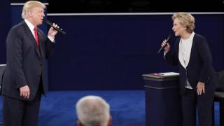 Εκλογές ΗΠΑ 2016: Τρίτη και φαρμακερή για Κλίντον και Τραμπ