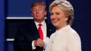 Εκλογές ΗΠΑ 2016: Υψηλοί τόνοι, αμφισβήτηση και... δηλητήριο στο τελευταίο debate