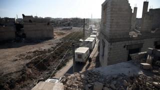 Συρία: Σφοδροί βομβαρδισμοί από τουρκικά αεροσκάφη εναντίον Κούρδων μαχητών