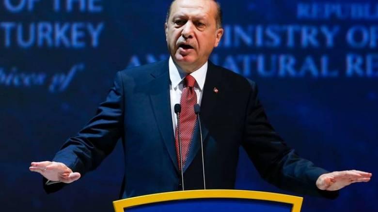 Νέα αμφισβήτηση της Λωζάνης από τον Ερντογάν