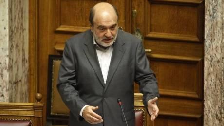 Την πρόταση για την προστασία της α' κατοικίας από πλειστηριασμούς παρουσίασε ο Αλεξιάδης