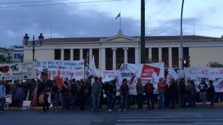 Αντιπολεμική συγκέντρωση και πορεία στην Αθήνα