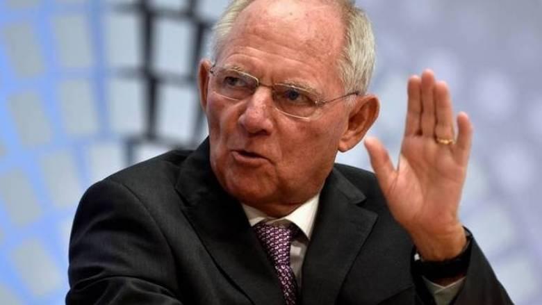 Σόιμπλε: Το πρόβλημα της Ελλάδας δεν είναι το χρέος αλλά η έλλειψη ανταγωνιστικότητας