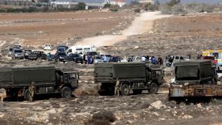 Κύπρος: Αποχώρησαν οι Βρετανοί στρατιώτες από τη Ξυλοφάγου μετά από την κινητοποίηση των κατοίκων