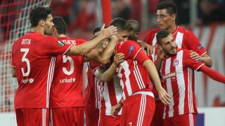 Europa League: εύκολη επικράτηση του Ολυμπιακού επί της Αστάνα με δύο γκολ του Σεμπά