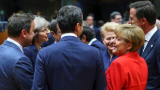 Ευρωπαϊκό Συμβούλιο: Κάλεσμα για να μειωθούν οι αφίξεις παράτυπων μεταναστών