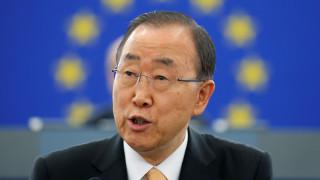 Κραυγή αγωνίας από τον Μπαν Κι Μουν για τη Συρία