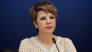 Ριζικό ανασχηματισμό προανήγγειλε η Όλγα Γεροβασίλη