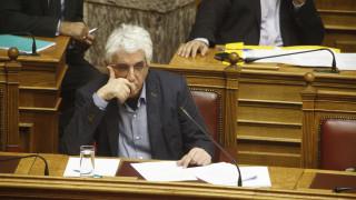 Ν. Παρασκευόπουλος: Αποφάσισα δύσκολα για τον αντιπρόεδρο του ΣτΕ