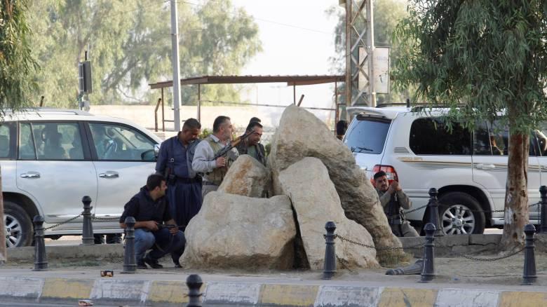 Ιράκ: Εμπόλεμη ζώνη το Κιρκούκ, μαίνονται οι μάχες στη Μοσούλη