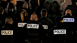 Γαλλία: Συνεχίζονται οι πορείες διαμαρτυρίας των αστυνομικών