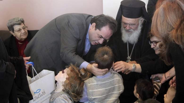 Αρχιεπισκοπή Αθηνών: Ξεκίνησαν οι αιτήσεις για το επισιτιστικό πρόγραμμα της «Αποστολής»