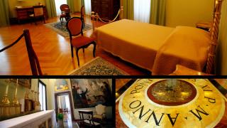 Το θερινό παλάτι του Πάπα και η μακραίωνη ιστορία του