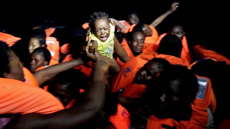 Ιταλία: 3.300 πρόσφυγες και μετανάστες διασώθηκαν νότια της Σικελίας
