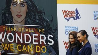 Ο ΟΗΕ έχρισε την Wonder Woman πρέσβειρα για τις γυναίκες παρά τις επικρίσεις