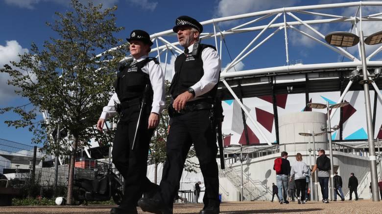Σε πλήρη επιφυλακή η Βρετανία μετά το επεισόδιο στο London City