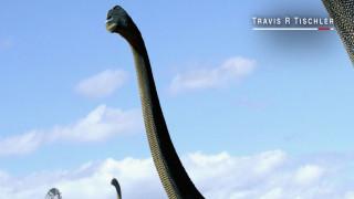 Ανακαλύφθηκε νέος δεινόσαυρος