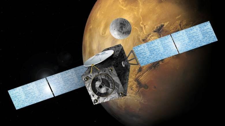 Χάθηκε το σήμα του διαστημικού οχήματος Schiaparelli
